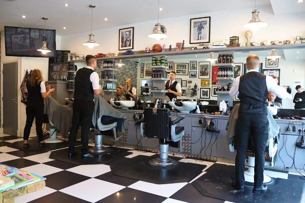Wilsons Barber Shop in Romford