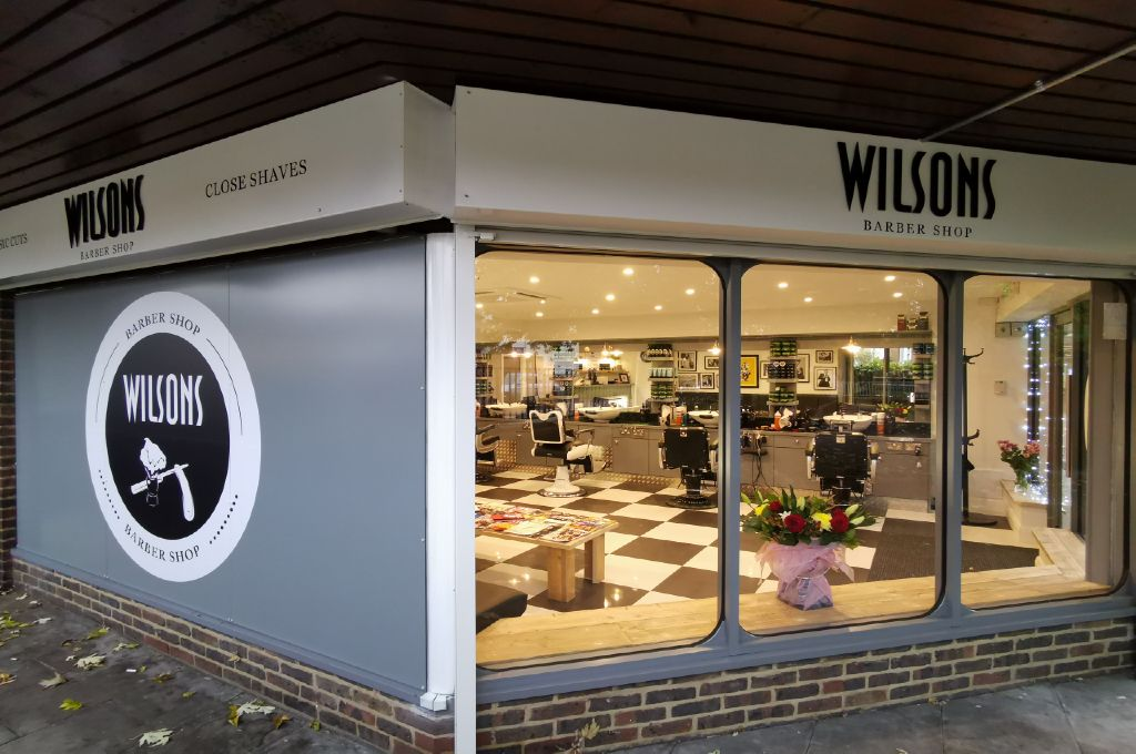 Exterior of Wilsons in Billericay